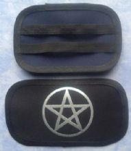 Pentacle Light Reflective Printed Elastic Back
